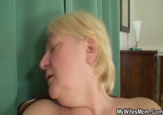 my wife is pissed off, i just fucked her mommy
