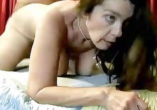 kinky mature chick enjoys a hard fucking