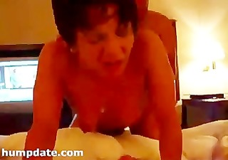wife sucks hubbys jock whilst she is receives