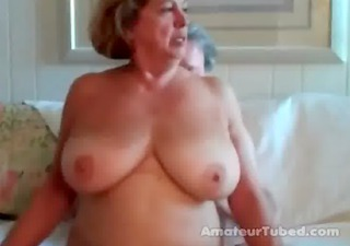 big boobed mature woman rides her husband 8 wear