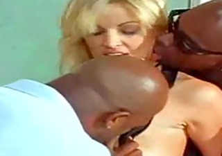 blonde mother i gets fucked by two black jocks