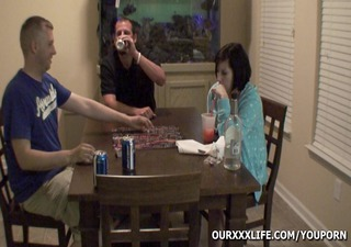 wife creampied by husbands ally