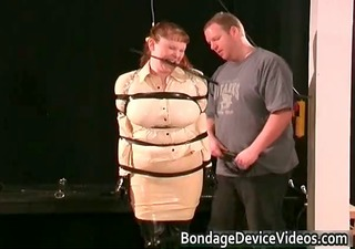 perverted d like to fuck gets tied and twat