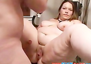 home filming very anal corpulent wife